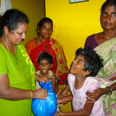 Food for Differently-abled