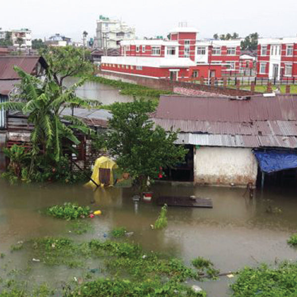 Rebuild Needs after Flood