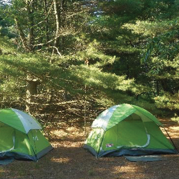 Sleeping Bags and Tents