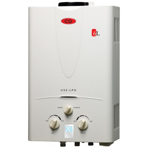 Water Heater for Women's Rehab Center