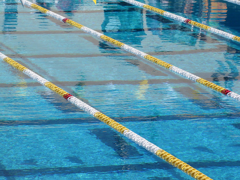 New Lane Lines for Pool