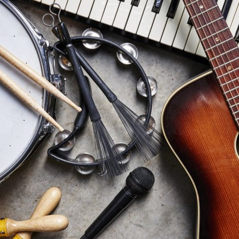 Musical Equipment for Worship