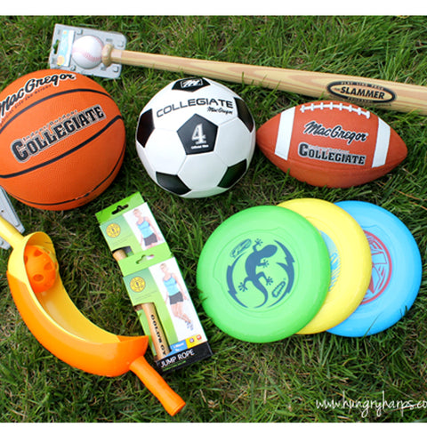 Supplies for Kids Games