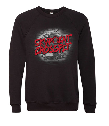 Brick SkyPoint Crew Neck Sweat Shirt 3901