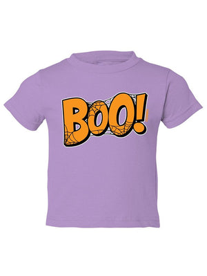 Manateez Toddler Boo! Halloween Graphic Tee Shirt