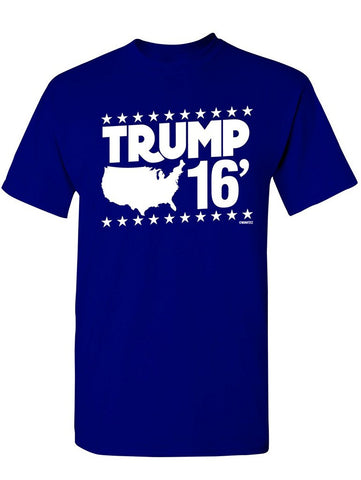 Manateez Trump 16 USA Tee Shirt