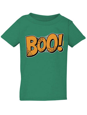 Manateez Infant Boo! Halloween Graphic Tee Shirt