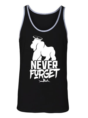 Manateez Men's Never Forget Harambe Tank Top