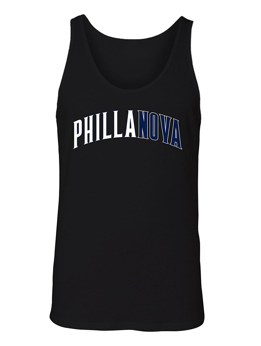 Manateez Men's Villanova National Champs Phillanova Tank Top