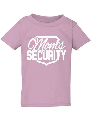 Manateez Infant Mom's Security Tee Shirt