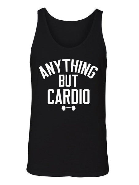 Manateez Men's Anything But Cardio Tank Top