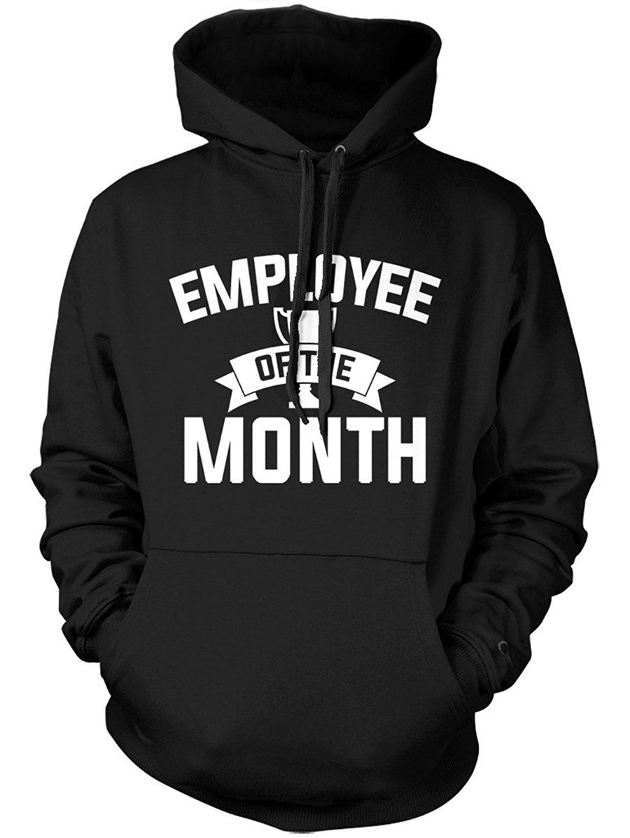 Manateez Employee of the Month Award Hoodie