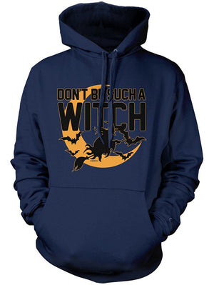Manateez Don't Be Such A Witch Halloween Hoodie
