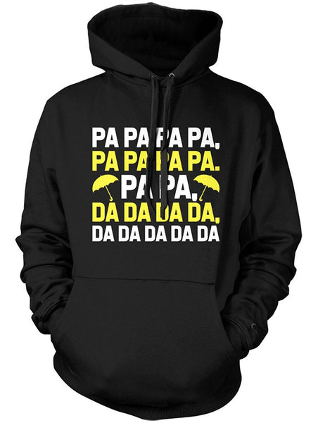 Manateez How I Met Your Mother Theme Song Hoodie