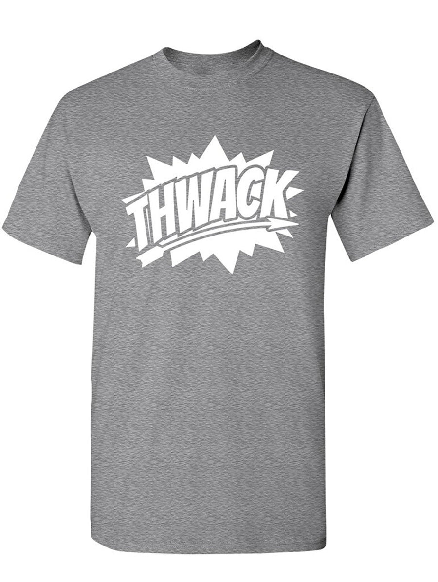 Manateez Men's Thwack Bow Hunting Graphic Tee Shirt