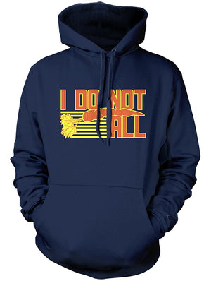 Manateez Thanksgiving Vegetarian I Do Not Carrot All Hoodie