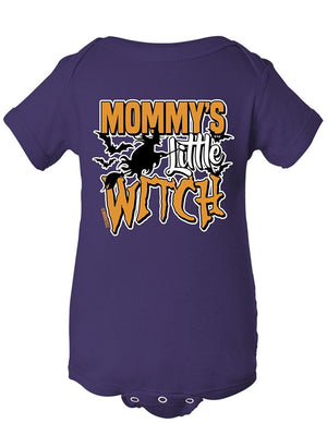 Manateez Baby Mommy's Little Witch Body Suit