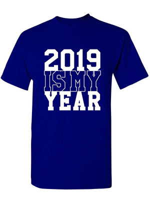 Manateez Men's 2019 Is My Year Tee Shirt