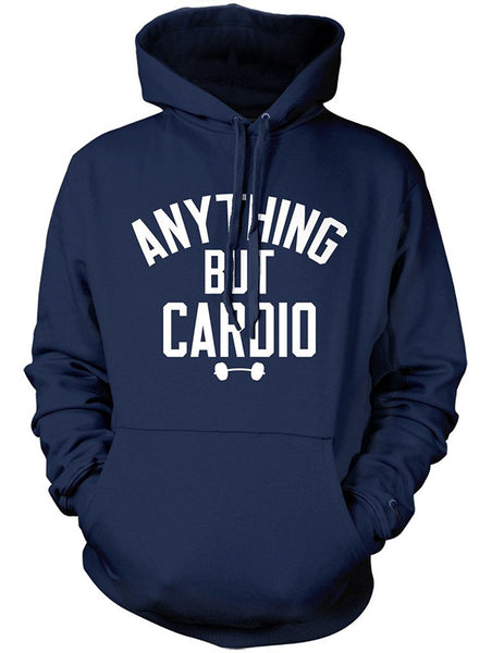 Manateez Anything But Cardio Hoodie