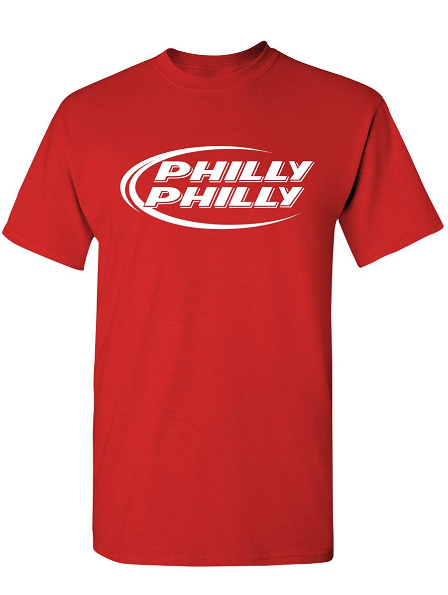 Manateez Men's Budlight Philly Philly Tee Shirt