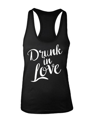Manateez Women's Drunk in Love Tank Top