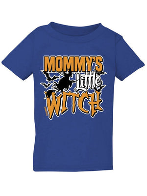 Manateez Infant Mommy's Little Witch Tee Shirt