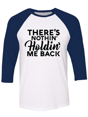 Manateez There's Nothing Holding Me Back Raglan