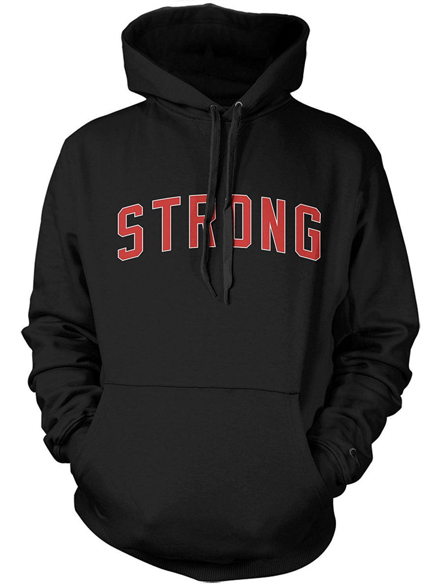 Manateez I'm Strong and Proud Hoodie