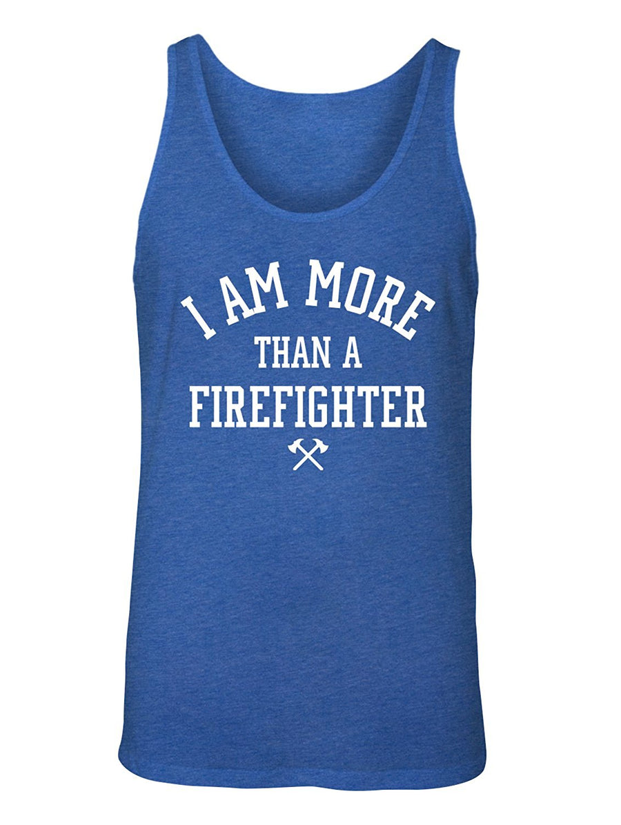 Manateez Men's I Am More Than A Lifter Tank Top
