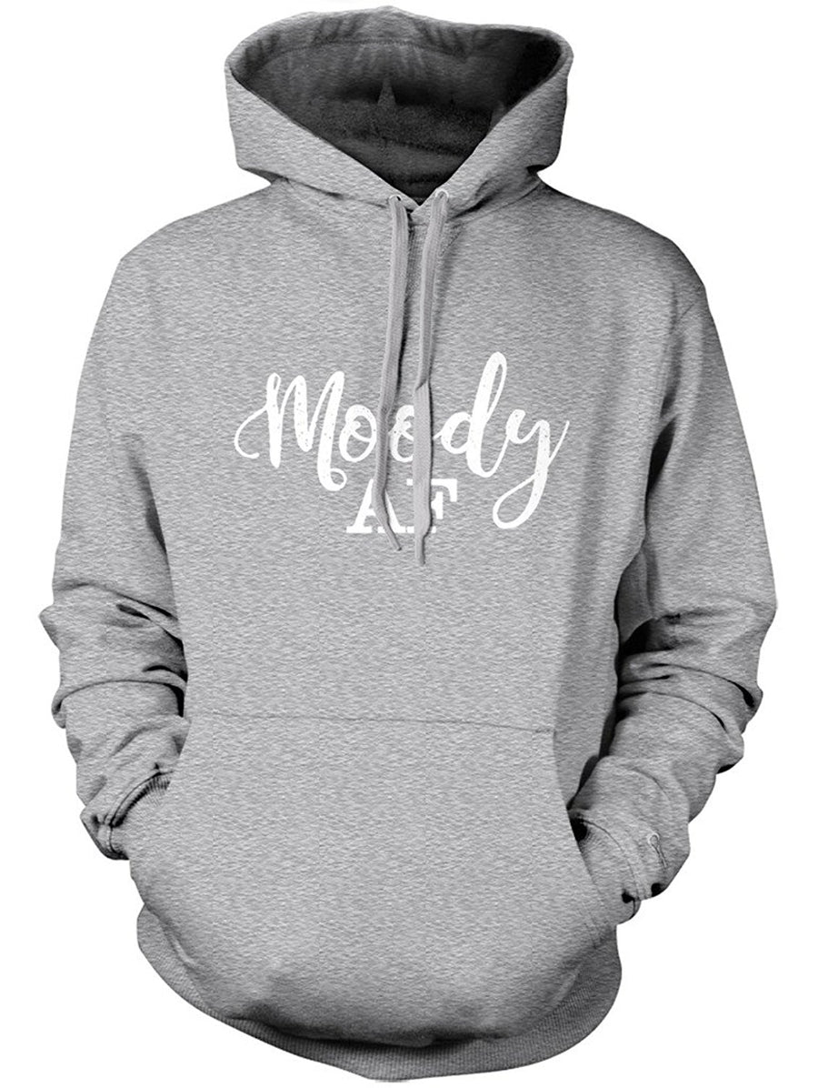 Manateez Don't Bother Me Moody AF Hoodie