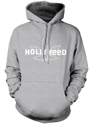 Manateez Hollyweed Hollywood Sign Hoodie