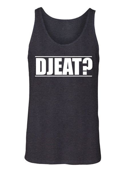 Manateez Men's Are You Hungry Djeat? Tank Top