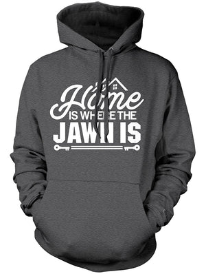 Manateez Philly Home Is Where The Jawn Is Hoodie