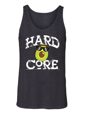 Manateez Men's Cinco de Mayo Hard Core Avocado Tank Top