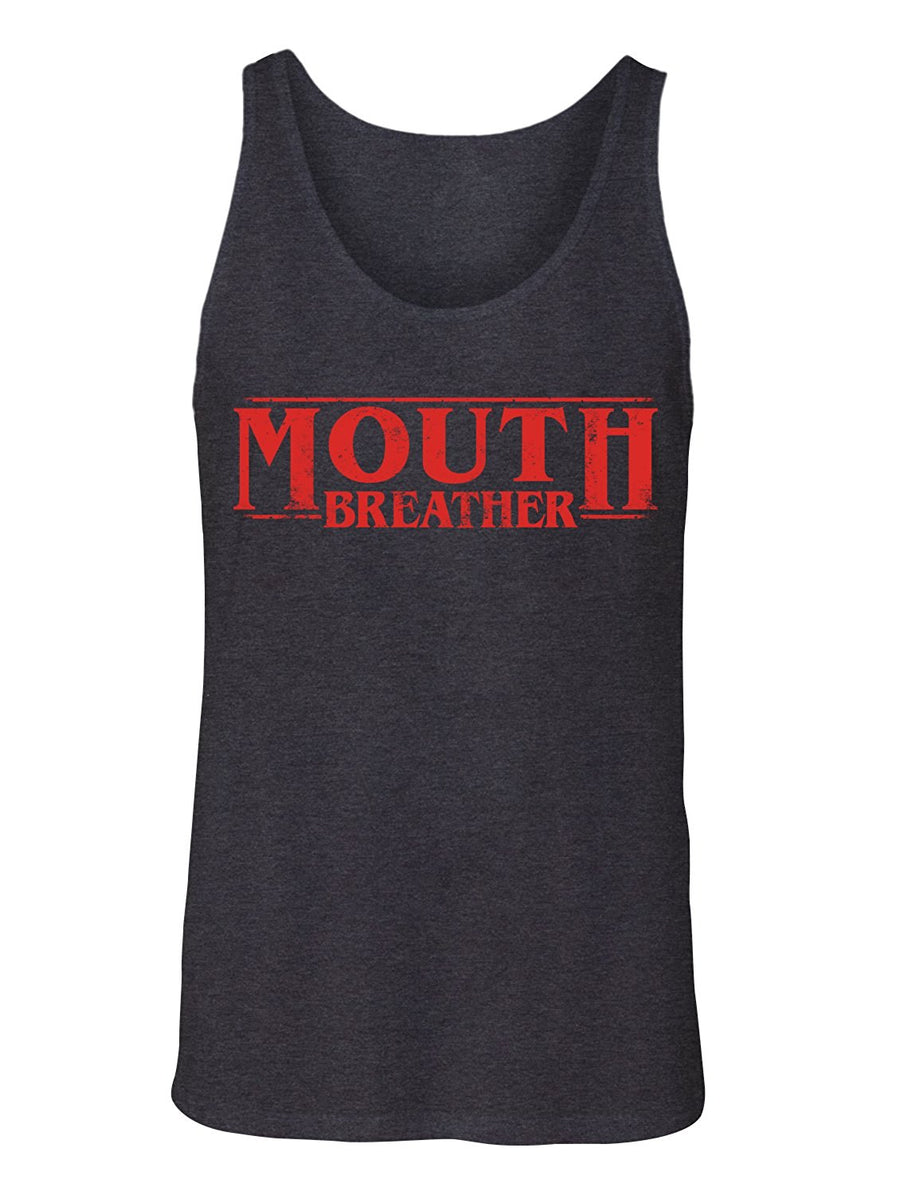 Manateez Men's Mouth breather Tank Top