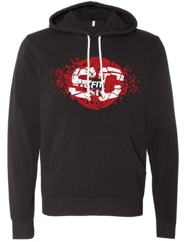 SC Fit Unisex Pullover Hood 3719