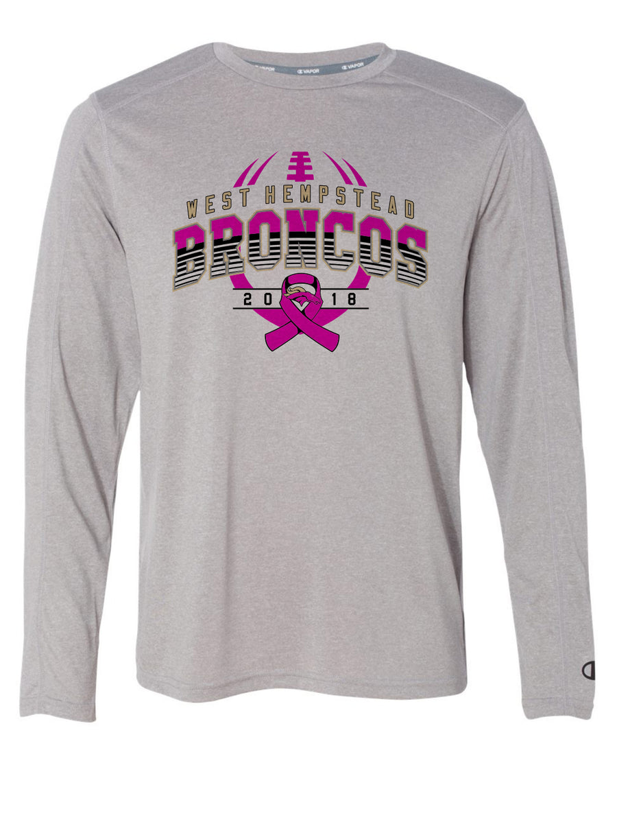 West Hempstead Broncos Dry Fit Long Sleeve