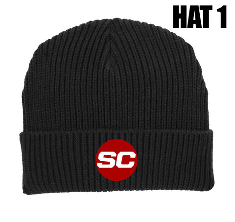 SC Fit Embroidered Hats/Headbands