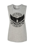 Philadelphia Gravy Seals Ladies Muscle Tank