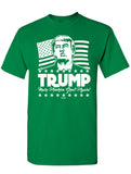 "Trump Face ""Make America Great Again"" Unisex Tee's"