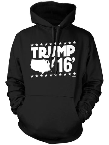 Trump 16' USA Unisex Hoodies