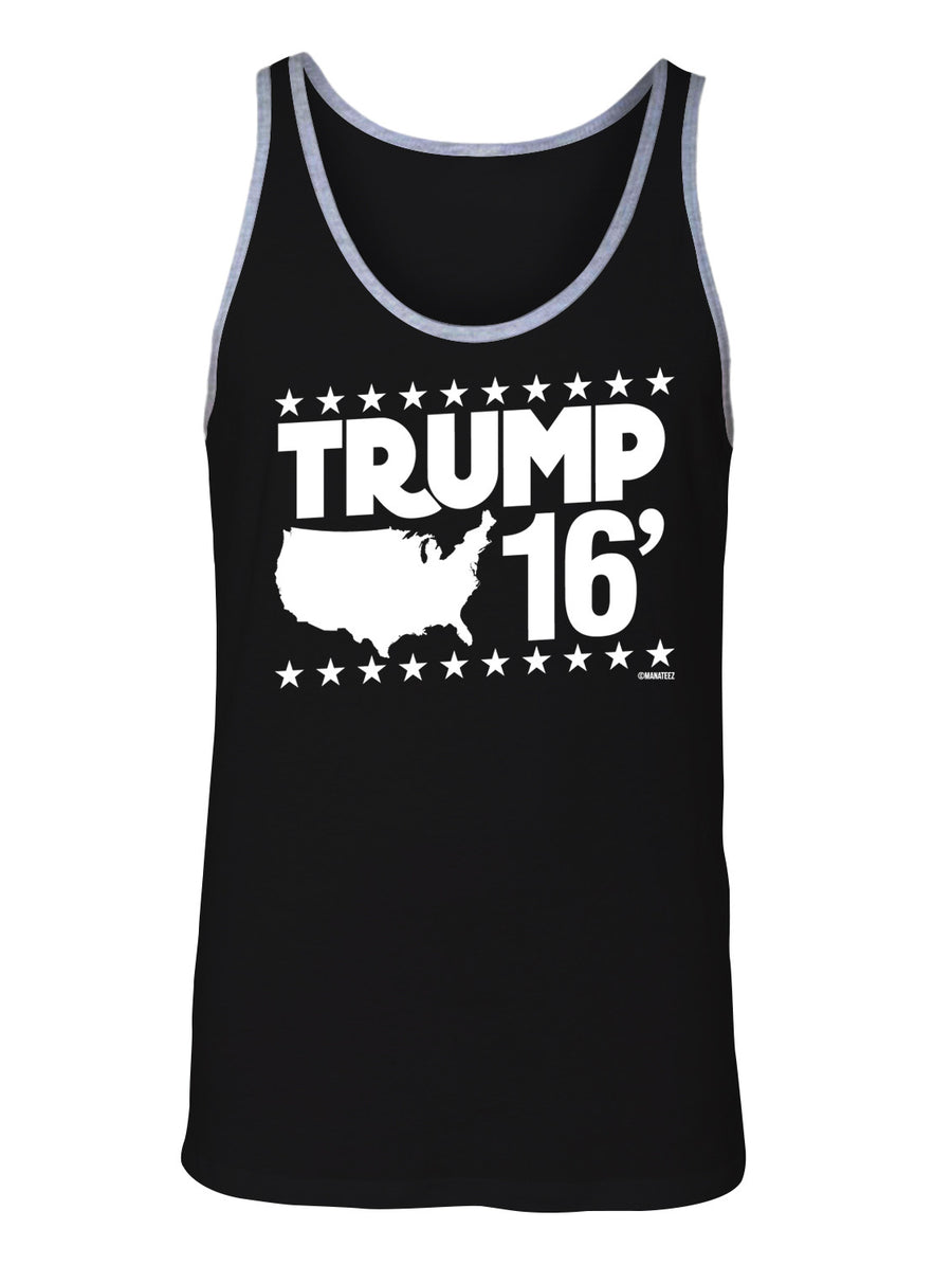 Trump 16' USA Men's Tank Top