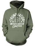 Trump Nation Unisex Hoodies