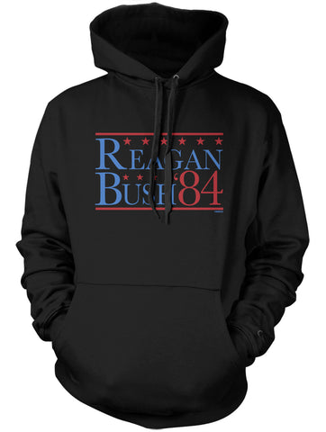 Reagan Bush 84' Unisex Hoodies