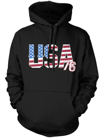 USA 76' Unisex Hoodies
