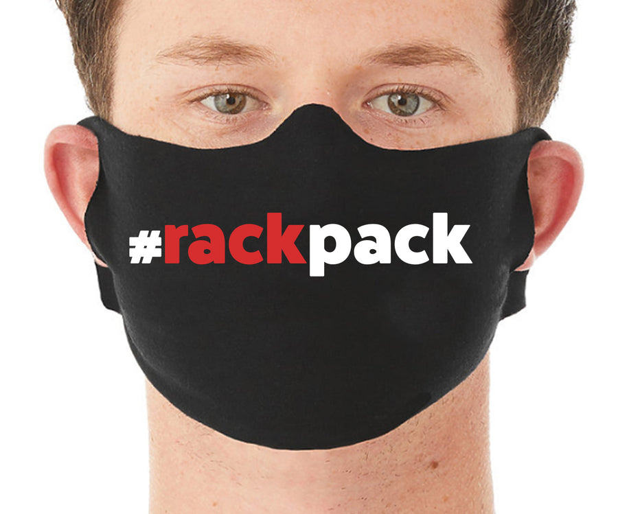 #RackPack Face Mask