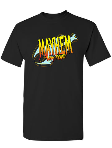 Mayhem Men's Short Sleeve Unisex Tee