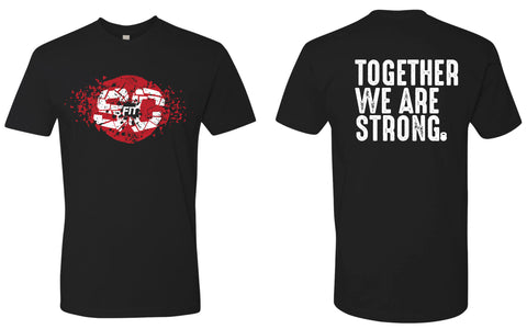 SC Fit Strong Mens Tee