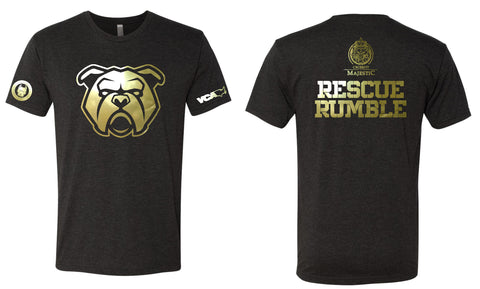 Rescue Rumble Men's Triblend Tee