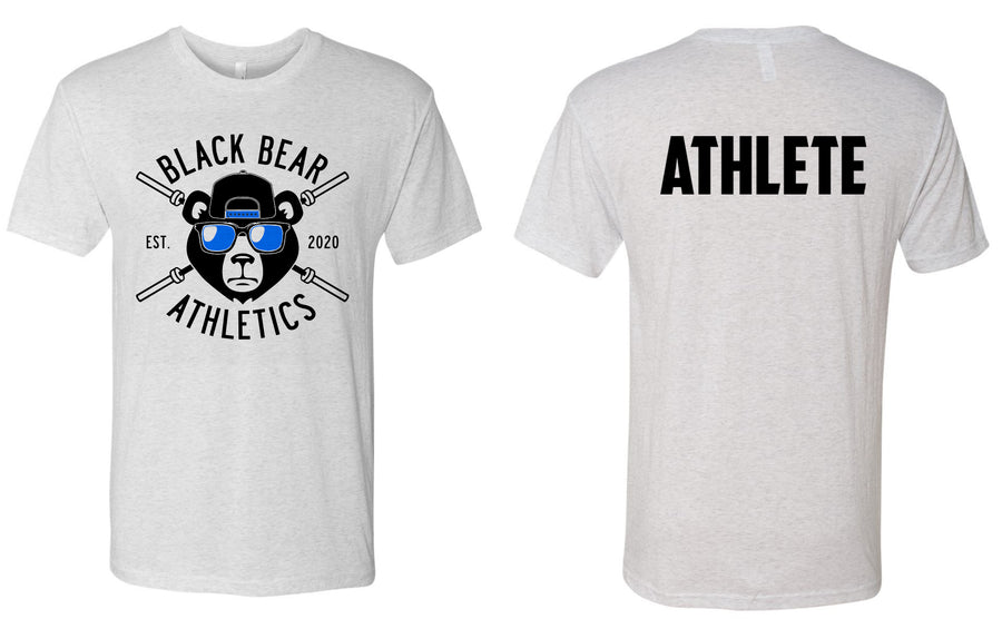 Men's Tee Black Bear Athletics 6010